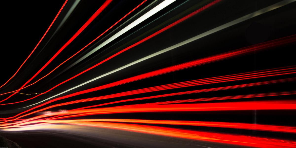 回線速度のイメージ